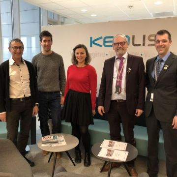 New Contrat Award : Compact Simulator for KEOLIS Norway